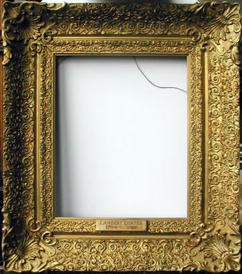 Picture Frame Restoration, Picture Frame Conservation, Boston ...
