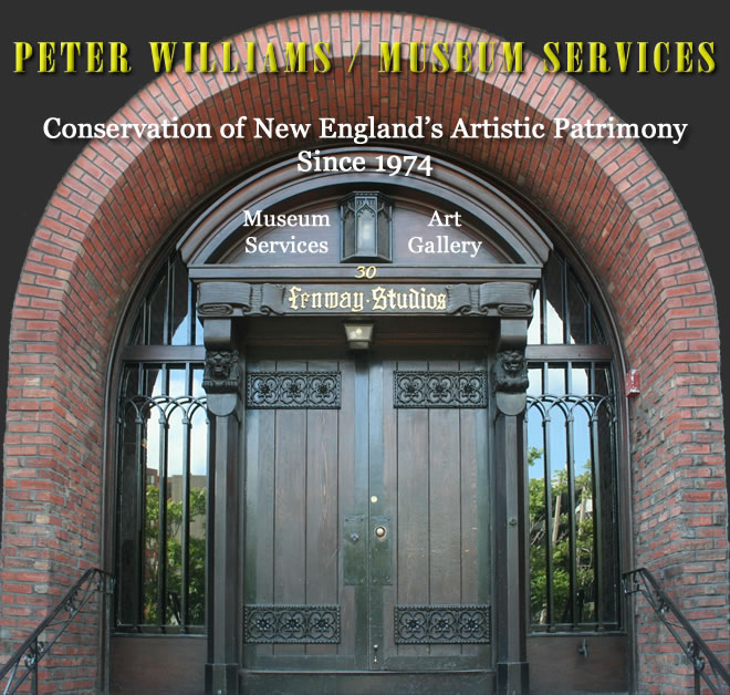 Peter Williams / Museum Services