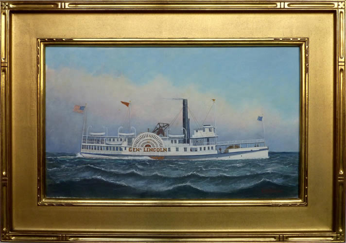 Steamer General Lincoln